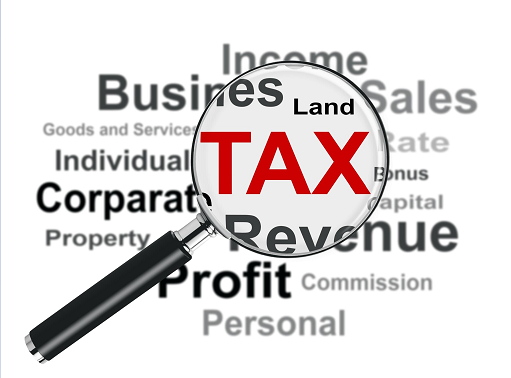 Various Tax Questions