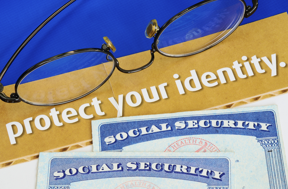 Protect Your Identity From Theft